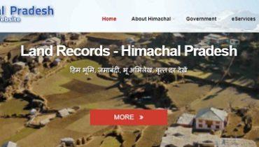 Himachal Bhu Abhilekh Jamabandi