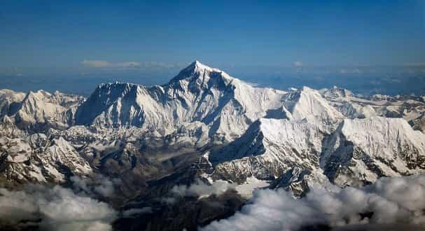 The Himalaya Range