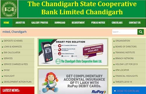 Chandigarh State Co-operative Bank