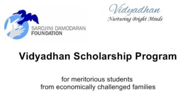 Vidyadhan Scholarship Program