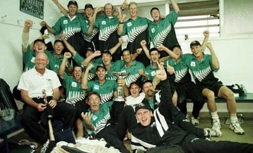 2000 in Kenya, Final India VS New Zealand