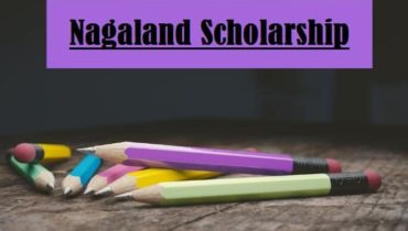 Nagaland-Scholarship