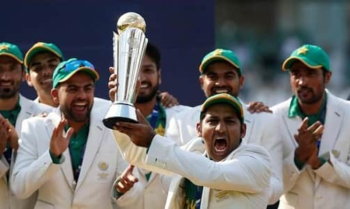 Pakistan Won it By Defeating India