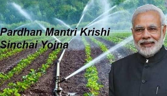 Pradhan Mantri Krishi Sinchai Yojana