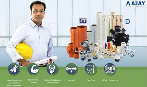 Top 11 Best PVC Pipe Fitting Companies in India 2019
