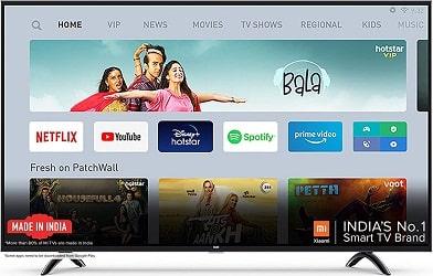 Mi TV 4A PRO HD Ready Android LED TV