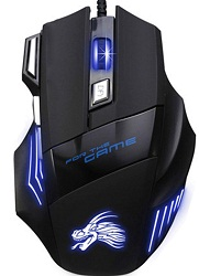 Taslar® 5500, Wired Gaming Mouse