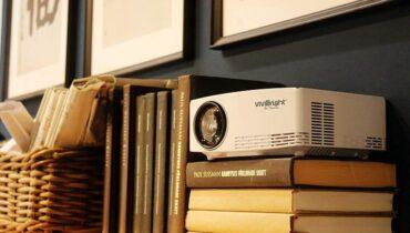 Vivibright C80 2200LM 720 P HD Home Theater