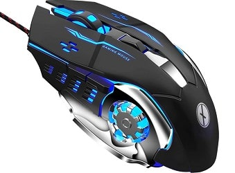 Xmate Zorro 3200DPI, Wired Gaming Mouse