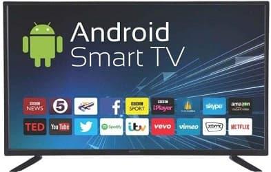 eAirtec HD Ready Smart LED TV 40DJSM