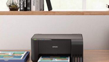 Epson EcoTank L3110, All-In-One Printer
