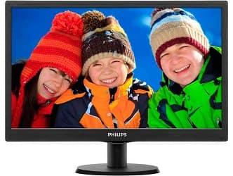 Philips 193V5LHSB2 18.5-inch LCD Monitor