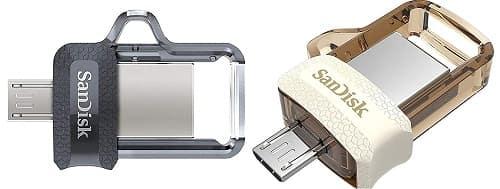 SanDisk Ultra Dual 32GB OTG Pen Drive