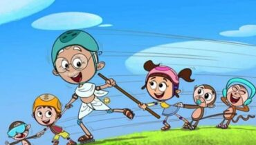 Bapu Cartoon