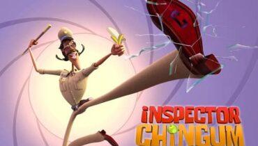 Inspector Chingum Cartoon