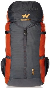 Wildcraft Rucksack (Orange)