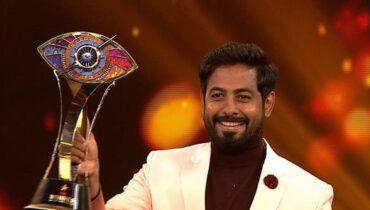 Aari Arjunan Bigg Boss Tamil season 4 winner